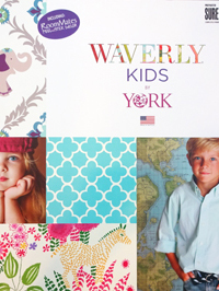 Wallpapers by Waverly Kids Book
