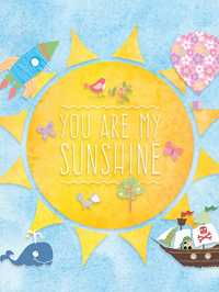 Wallpapers by You Are My Sunshine Book