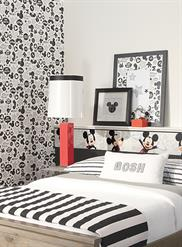 Animated Mickey Mouse Toile
