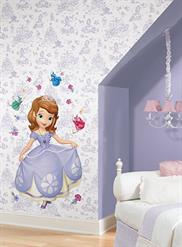 Sofia the First Sidewall