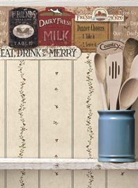 Country Prints Wallpaper TotalWallcoveringcom