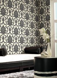 Damask Wall Paper damask wallpaper - elegant damask patterns