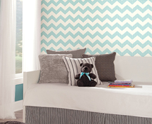 Chevron Wallpaper KS2314