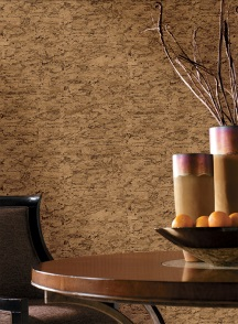 Sueded Cork Wallpaper