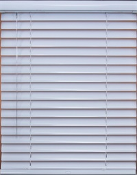 2 Inch Metal Blind with Lift and Lock™