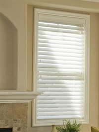 2 Inch Cordless Wood Privacy Blind