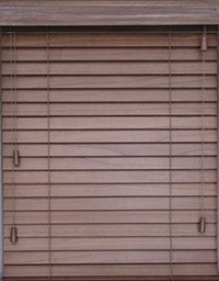 2 Inch Corded Wood Blind