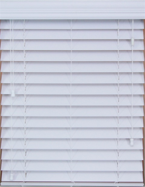 2.5 Inch Premium Faux Wood Blind