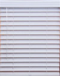 2.5 Inch Premium Faux Wood Blind with Lift & Lock