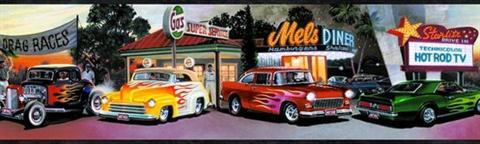 4 Decades Hot Rods