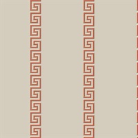 Ashford Toiles Acropolis Stripe Wallpaper