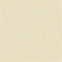 Adalynn Light Yellow Texture Wallpaper