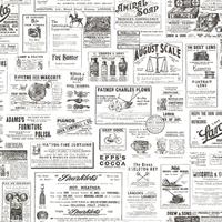 Adamstown Vintage Newspaper