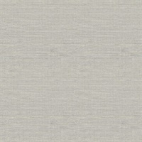 Agave Bliss Dove Faux Grasscloth Wallpaper
