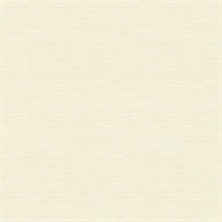 Agave Bliss Light Yellow Faux Grasscloth Wallpaper