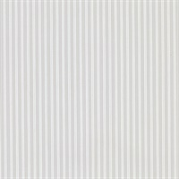 Agrippa Light Grey Stripe Wallpaper