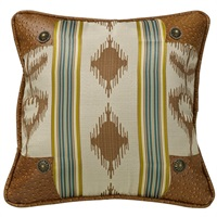 Alamosa Square Pillow