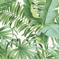 Alfresco Palm Leaf