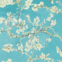 Almond Blossom Wallpaper