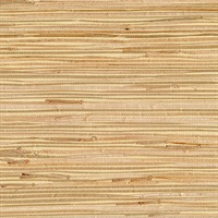 Altay Maize Grasscloth Wallpaper