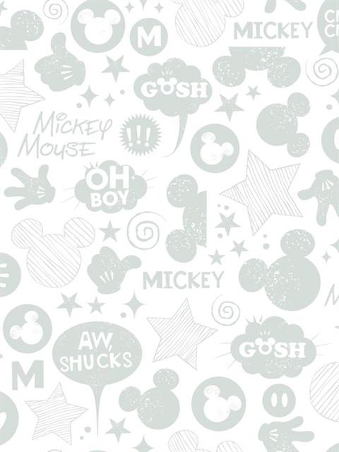 DS7812 Disney Kids III Wallpaper Book By York