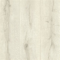 Appalacian Cream Wood Planks Wallpaper