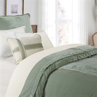 Arlington 1 PC Velvet Duvet Cover