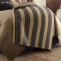 Ashbury 1 PC Stripe Duvet