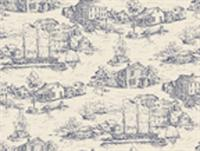 Scenic Nautical Toile