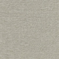 Aspero Light Grey Faux Silk Wallpaper