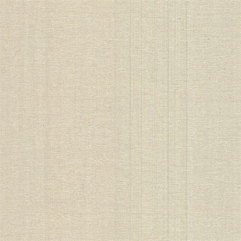 Aspero Champagne Faux Silk Wallpaper