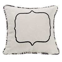 Augusta Matelasse Pillow