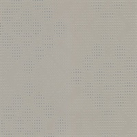 Banquo Taupe Geometric Wallpaper