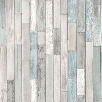 Barn Board Grey Thin Plank