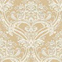 Baroque Floral Damask
