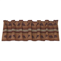 Bayfield Bear Valance