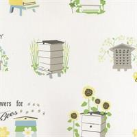 Bee Hive Wallpaper