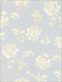 Benvolio Light Grey Floral Trail
