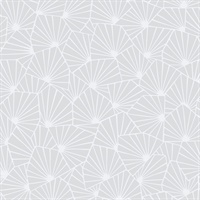 Blomma Dove Geometric Wallpaper