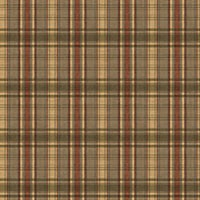 Bluewater Sunny Plaid