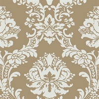 Damask Wallpaper Elegant Damask Patterns