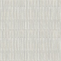 Brixton Light Grey Texture Wallpaper