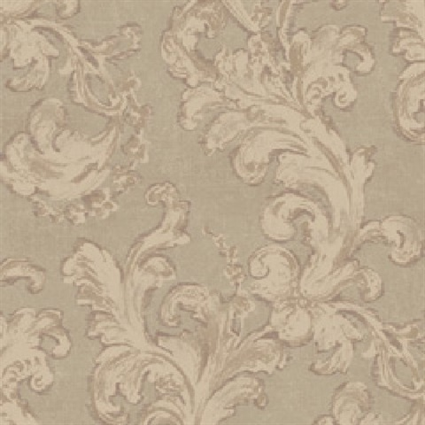 Brutus Acanthus Scroll Traditional