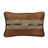 Buckle Detail Pillow