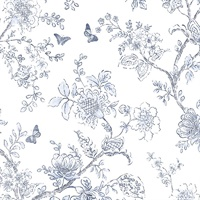 Butterfly Toile