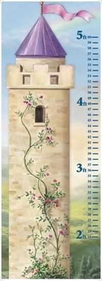 Castle Tower Growth Chart