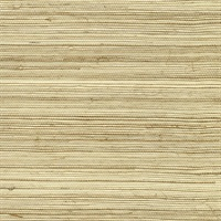 Changzou Beige Grasscloth Wallpaper