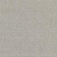 Chiang Grey Grasscloth Wallpaper
