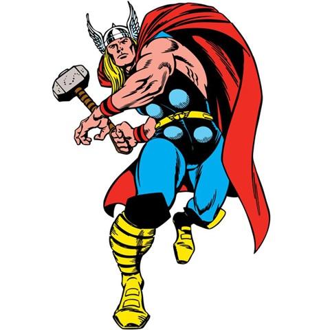 RMK3473GM Classic Thor Disney Kids III