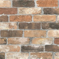 Cody Rust Reclaimed Bricks Wallpaper